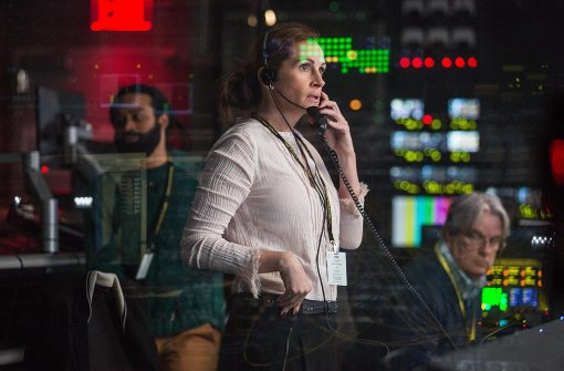 "Julia Roberts in Jodie Fosters neuem Finanzthriller ""Money Monster"" Foto: Festival"