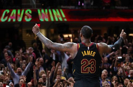 LeBron James, der Anti-Trump