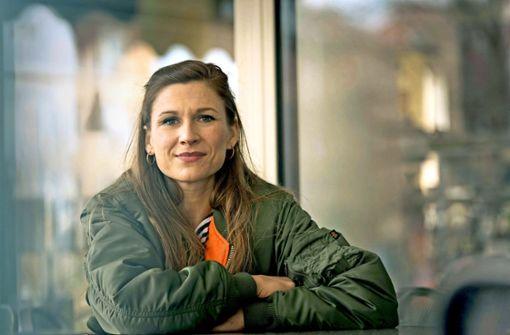 Schauspielerin Julischka Eichel im Porträt