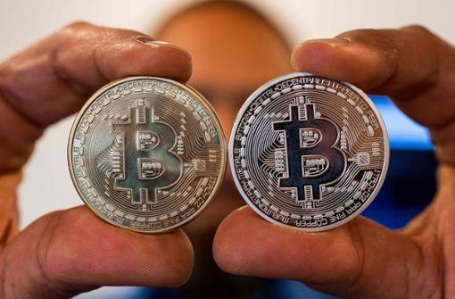 Bitcoin sind Stromfresser