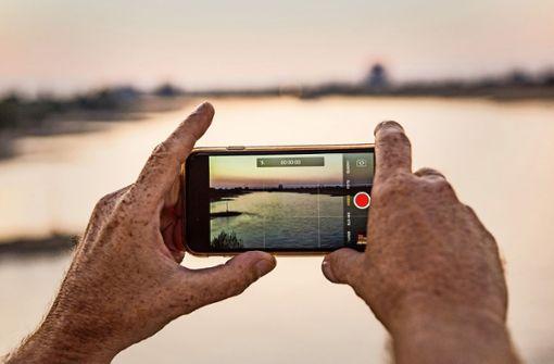 Wie das Handy der Zukunft aussehen könnte