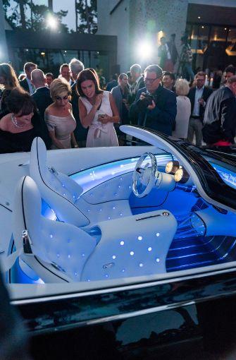 Mercedes Maybach 6 Cabriolet Daimler Prasentiert Sechs Meter