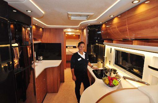Das sind die luxuriöstesten Caravans der CMT