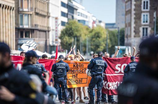 """Polizeipräsident Lutz: """"Für uns gilt die Pressefreiheit"""""""