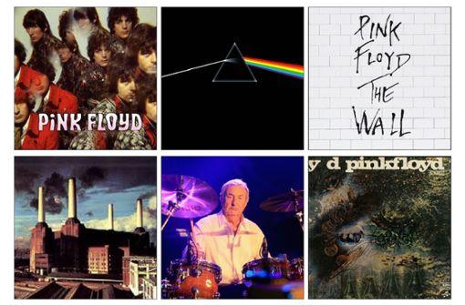Schlagzeug-Donner mit und ohne Pink Floyd