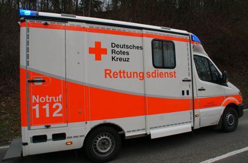 Vier Verletzte bei Probefahrt im Neckar-Odenwald-Kreis