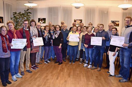 4000-Euro kommen Bedürftigen zugute