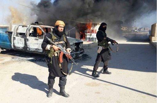 USA melden Tötung von IS-Führer Wahib