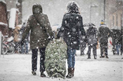 Warum weiße Weihnacht ein Mythos ist