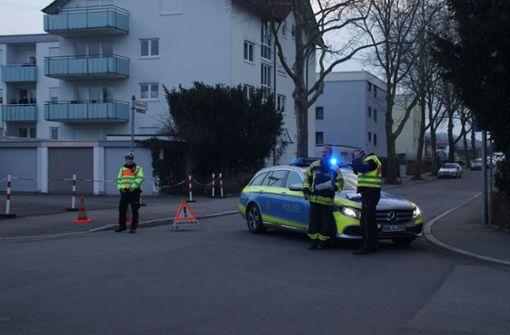 Die Bewohner mehrerer Gebäude in Böblingen müssen ihre Wohnungen verlassen.  Foto: SDMG