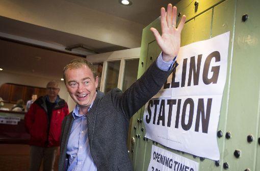 Pfund Sterling rutscht nach Großbritannien-Wahl ab