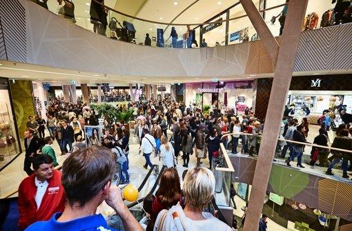 Städte der Region kämpfen um Kunden