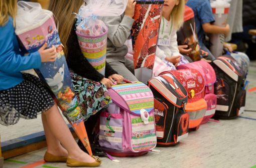 Viele ABC-Schützen freuen sich auf die Schule. Manchen ist es aber auch mulmig zumute. Foto: dpa
