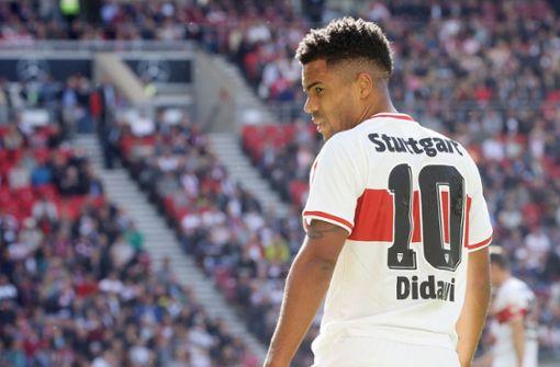 VfB-Rückkehrer Didavi bereit für Hannover