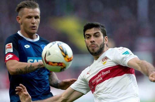 Liveticker: Der VfB im Kraichgau zu Gast