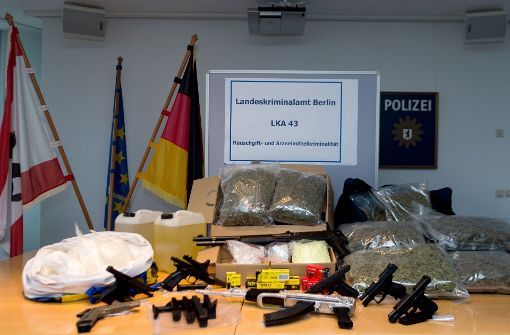 Polizei entdeckt 256 Kilo bei 27-Jährigem