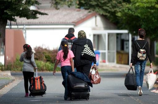 Ausgaben für Asyl-Anwälte fast verdreifacht