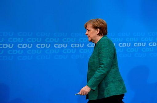 Merkels nächster Schachzug