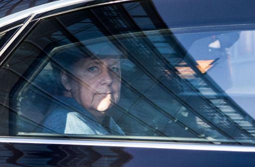 Mehrheit glaubt nicht, dass Merkel bis 2021 durchhält