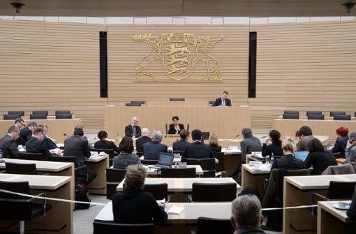 Grün-Schwarz will Entscheidung zur Wahlrechtsreform