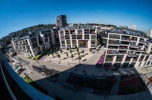 Bezirke leiden unter Handelsboom in der City