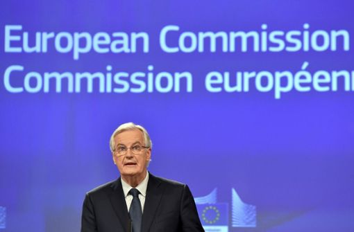Klartext im Namen der EU: Michel Barnier
