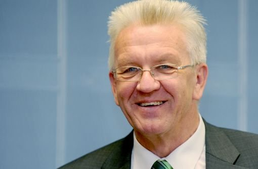 Kretschmann wirbt für Politikwechsel