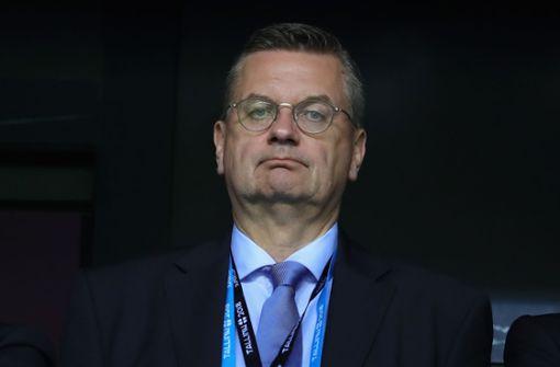 Präsident Grindel räumt Fehler im Umgang mit Özil ein