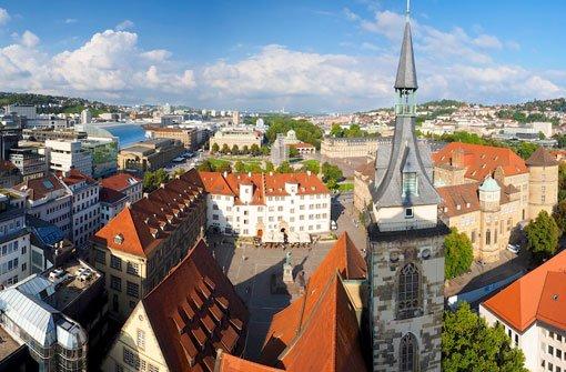 Wie gut (er)kennen Sie Stuttgart?