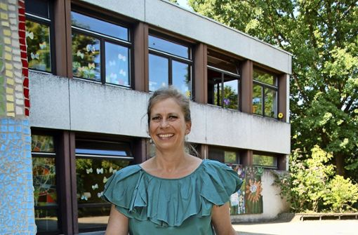 Uhlbacher Rektorin verabschiedet sich nach Esslingen