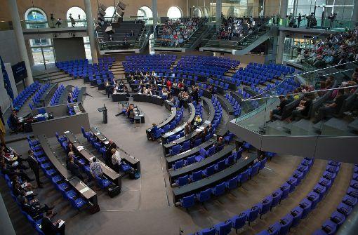 Bundestag verbietet Schlachtung hochträchtiger Tiere