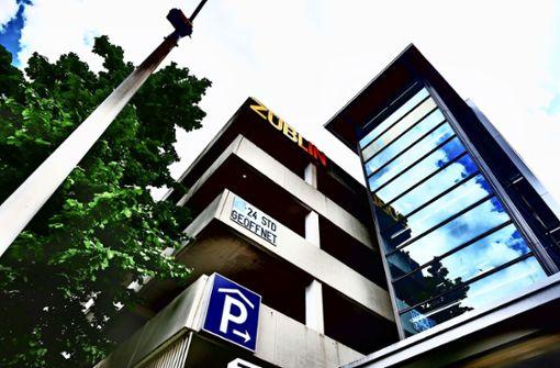 Züblin-Parkhaus  wieder im Gespräch als Interimsoper?