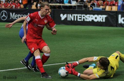 VfB schafft Sieg gegen Bayern München