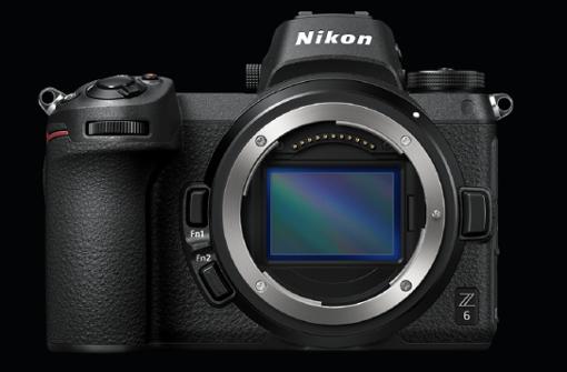 Nikons erste spiegellose Vollformatkamera