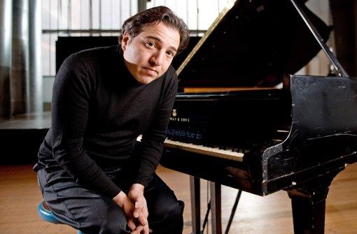 Der Pianist und Komponist Fazil Say Foto: dpa