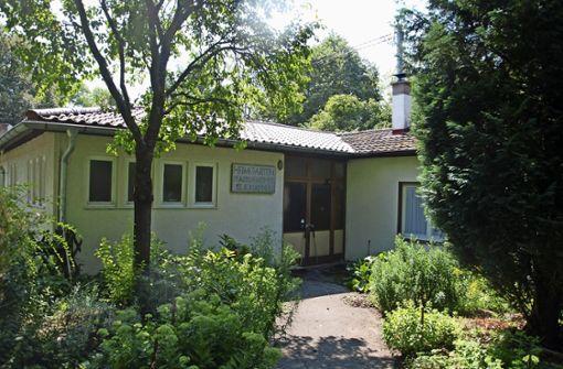 Der Heimgarten der katholischen Kirchengemeinde Untertürkheim Foto: Kuhn