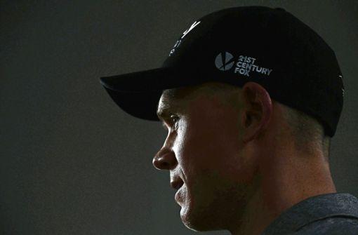 Chris Froomes Tour-Start wurde sehr kontrovers diskutiert. Fünf Kontrahenten können ihm wohl den Gesamtsieg streitig machen. Foto: AFP