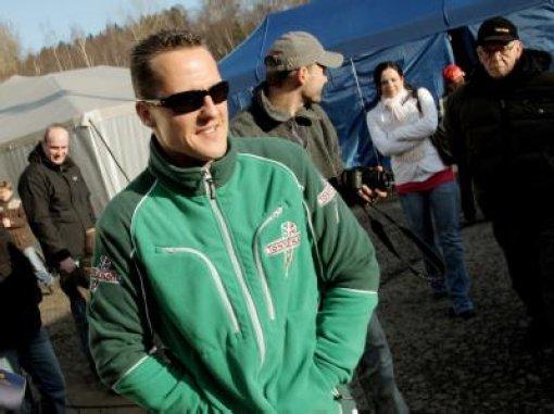 Schumacher dicht vor Comeback