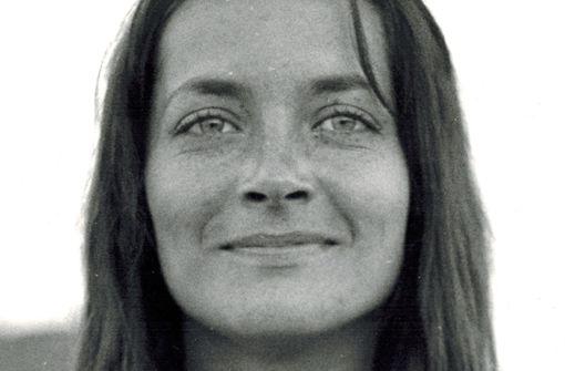 Barbara, die Mutter der Autorin, in den 70er Jahren. Foto: privat
