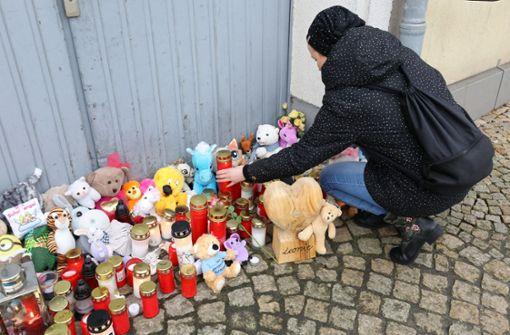 Mordverdächtiger Stiefvater von getötetem Mädchen gefasst