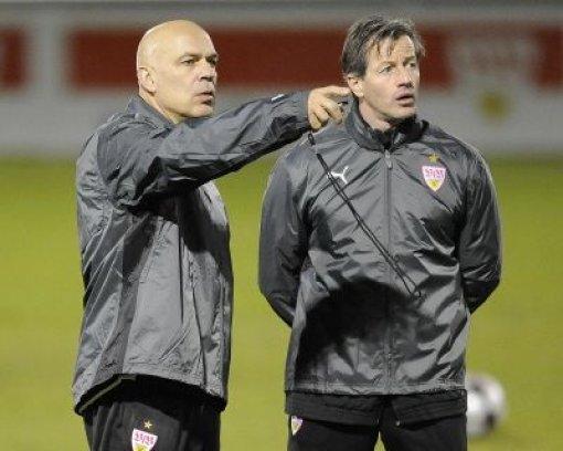 Keller bleibt Co-Trainer