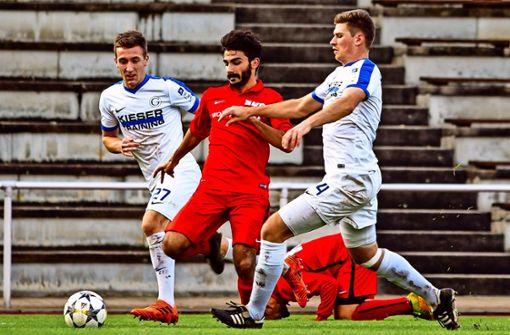 SV Fellbach: Ein Treffer genügt für drei Punkte