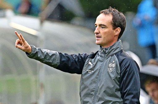 Personalrochaden in der VfB-Jugend