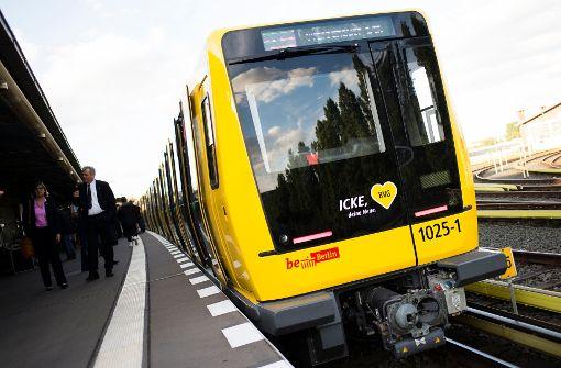 Berliner Verkehrsbetriebe veräppeln AfD-Politiker Lindemann