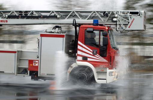 Feuer verursacht Schaden von 800 000 Euro