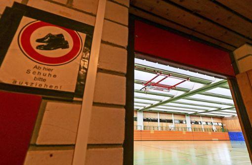 Sporthalle Münchingen: Sanierung oder Neubau?