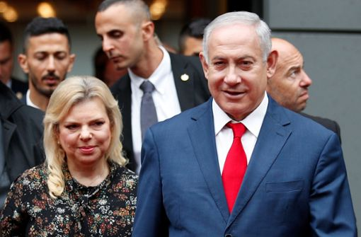 Sara Netanjahu wegen Betrugs angeklagt - Fertigessen bestellt