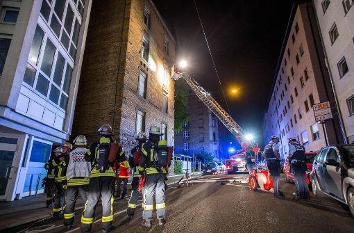 Küchenbrand verursacht 100.000 Euro Schaden