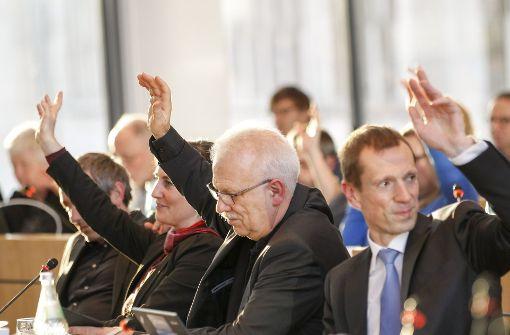 Kleine Revolution im Gemeinderat