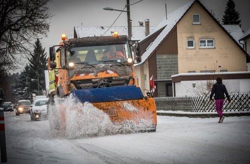 In Stuttgart und der Region hat es vielerorts geschneit (Archivfoto). Foto: Lichtgut/Achim Zweygarth
